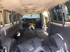 Parts Express savanna van gmc Chevy for Sale in Pompano Beach, FL