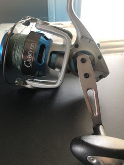 Quantum Cabo 80 Pt Spinning Reel for Sale in Malden,  MA