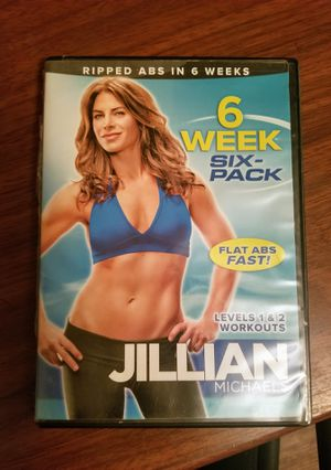 Exercise book & DVD for Sale in Corpus Christi, TX