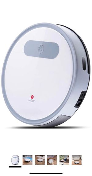 Robot Vacuum,Robotic Vacuum Cleaner, 1800Pa Power Suction, M300 Robotic Vacuums for Pet Hair, Hardwood Floors, Medium-Pile Carpets, Quiet for Sale in Springfield, VA