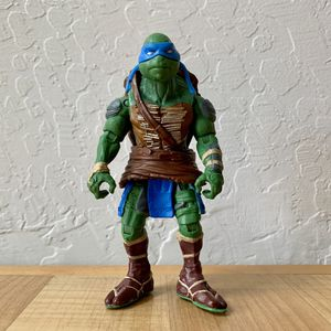 2015 Teenage Mutant Ninja Turtles Leonardo Movie Action Figure TMNT Toy for Sale in Elizabethtown, PA