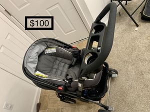 Graco click n connect for Sale in San Ramon, CA