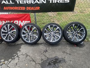 2020 Corolla Wheels & Tires 5x100 for Sale in Hayward, CA
