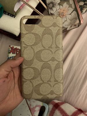 Coach iPhone 6/7/8 + for Sale in Saint Paul, MN