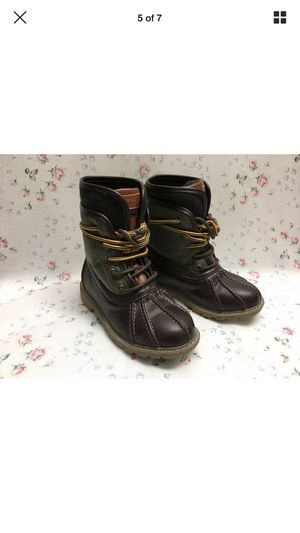 Tommy Hilfiger Boys Lil Charles Duck/ snow Boots. Size 10 for Sale in Surprise, AZ