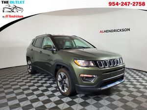 2019 Jeep Compass for Sale in Coconut Creek, FL