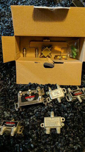 Coax splitter for Sale in Allegan, MI