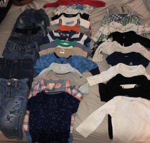 Baby boy clothes 3-6 months 6-9 months & 9-12 months for Sale in Lake Worth, FL
