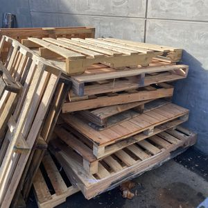Free pallets for Sale in Campbell, CA