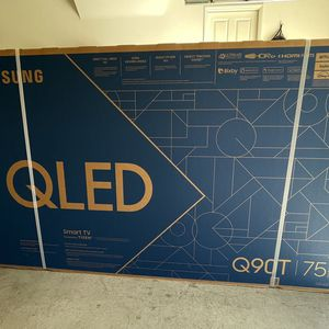 "Samsung 75"" QLED Q90T Series 4K UHD Smart TV - BRAND NEW for Sale in Irvine, CA"