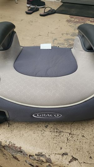 Graco car backless booster Affix model 2014 for Sale in Long Beach, CA