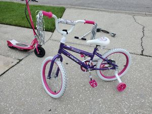 Girls Huffy Bike for Sale in Winter Haven, FL