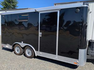 16'X8'x7' Enclosed trailer for Sale in Bonney Lake, WA