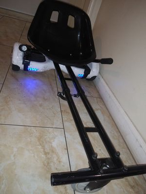 New Hoverboard With Go-Kart for Sale in Inglewood, CA