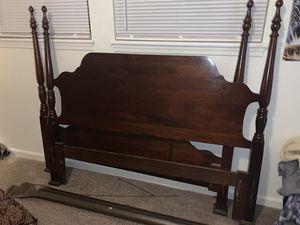 Full/Double Bed frame for Sale in Leesville, LA