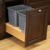 Cabinets to go waste trash pullout 18inch cabinet for Sale in Port St. Lucie, FL