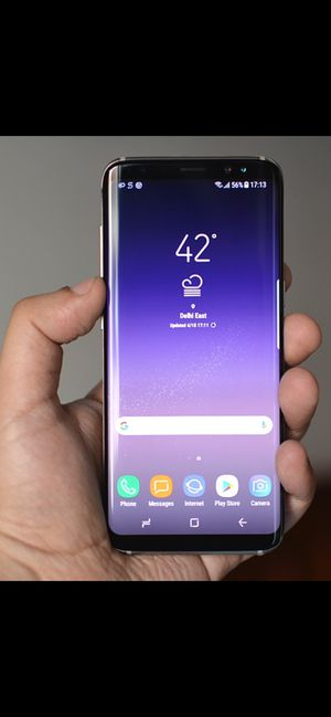 Samsung Galaxy s8 64gb factory unlocked for Sale in SeaTac, WA