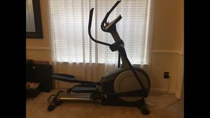 NordicTrack E5.7 Elliptical Trainer Exercise Machine for Sale in Newport News, VA