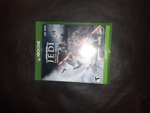 Star wars Jedi Fallen Order for Xbox one for Sale in Los Angeles, CA