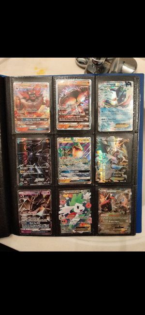 12 - pokemon EX and GX cards for Sale in Phoenix, AZ