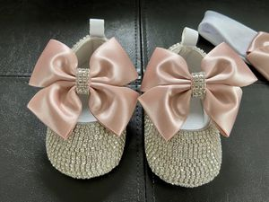 Crystal baby shoes. for Sale in Boca Raton, FL