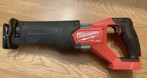Brand New Milwaukee Fuel Sawzall Reciprocating Saw (tool Only) for Sale in Tacoma,  WA