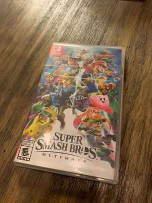 Super Smash Bros for Sale in San Diego, CA