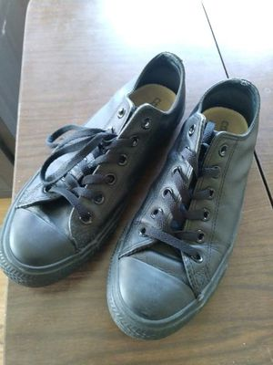 Converse Leather Shoes for Sale in Detroit, MI
