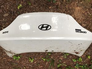 Genesis trunk lid for Sale in Oldsmar, FL