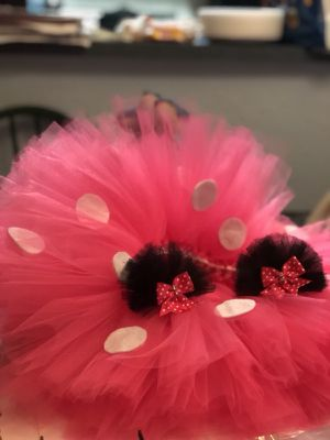Minnie Skirt with Ears for Sale in Port Charlotte, FL