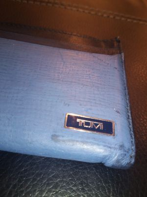 Tumi men's wallet for Sale in Denver, CO