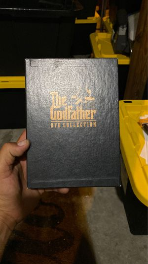 The Godfather Dvd collection for Sale in Wilmington, CA