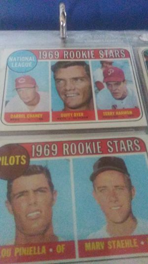 1969 baseball cards for Sale in Concord, CA