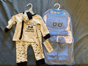 Boy clothes brand new 0-3 months for Sale in Oak Grove, KY