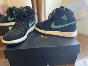 "Girls air Jordan 1 ""rare air"" size 4.5 for Sale in Beaumont, CA"