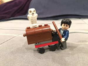 LEGO Harry Potter Trolley with Hedwig Set for Sale in Gardena, CA