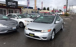 2006 Honda Civic 5-speed and financing available for Sale in Tacoma, WA