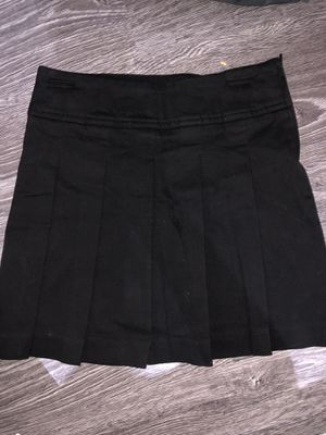 Children's place black 6x/7 skirt- NEW -2available for Sale in Wilmington, IL