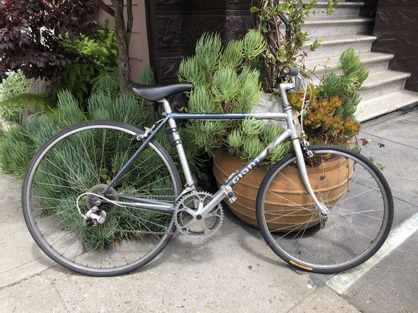 Small Road Bike with Helmet, Lights, U-Locks, & Tire Pump Included!
