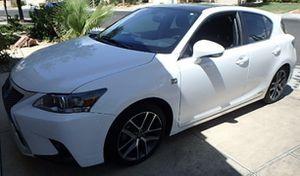 2017 Lexus CT200H F Sport for Sale in Las Vegas, NV