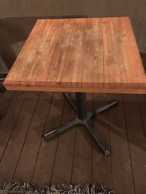 Table for Sale in Wenatchee, WA