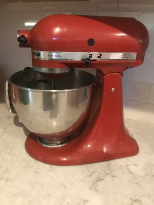 Red Kitchen Aid Mixer for Sale in Baldwin Park, CA