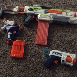 Full Auto Nerf Gun Great Deal for Sale in Stockton,  CA