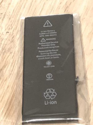 IPhone 4S 5 5S 5C 6 6S 7 Battery Plus NEW for Sale in Scottsdale, AZ