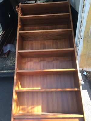 2 TALL BOOKCASES for Sale in Redmond, WA