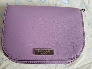 Kate Spade Purple Purse for Sale in Germantown, MD