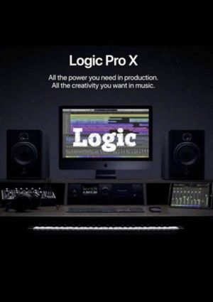 Logic Pro X Studio - Record Produce Edit Mix Master 🎙🎧🎹 for Sale in Los Angeles, CA