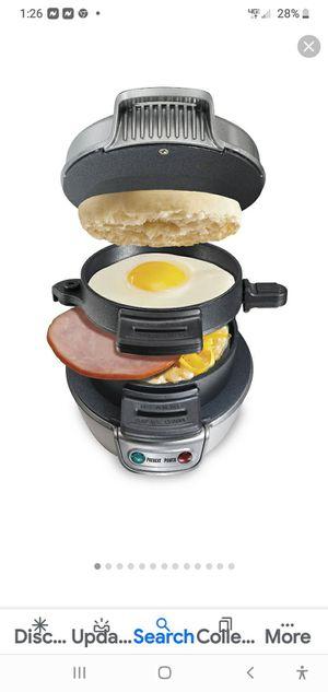 Breakfast sandwiche maker for Sale in Brooksville, FL