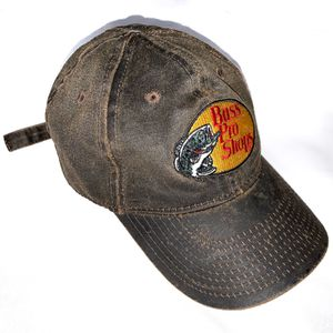 Bass Pro Shop Faux Leather Strapback for Sale in Fort Worth, TX