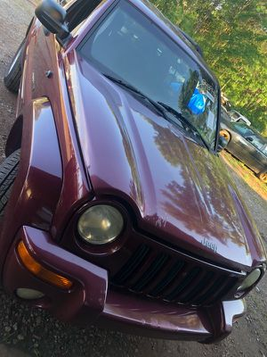 2002 Jeep liberty 4*4 for Sale in Fayetteville, GA